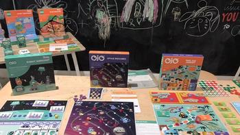 Educational Board Games by OjO board game