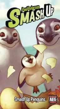 Smash Up: Penguins board game