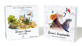 Darwin's Choice – Expansion and Encyclopedia board game