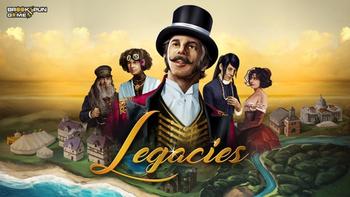 Legacies board game