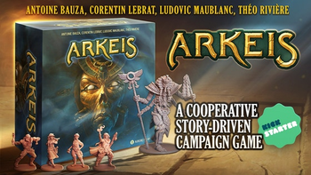 Arkeis board game