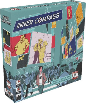 Inner Compass board game