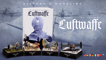 THE EAGLES OF THE WWII · LUFTWAFFE board game