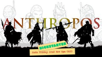 Odyssey: ANTHROPOS board game