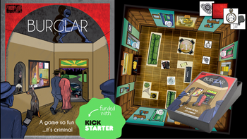 Burglar - a game so fun it's criminal