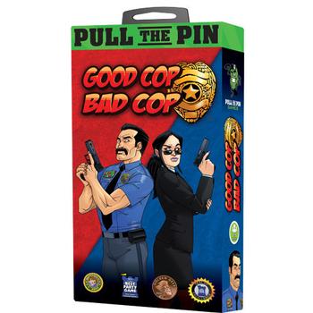 Good Cop Bad Cop (Third Edition) board game