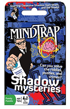 MindTrap: Shadow Mysteries board game