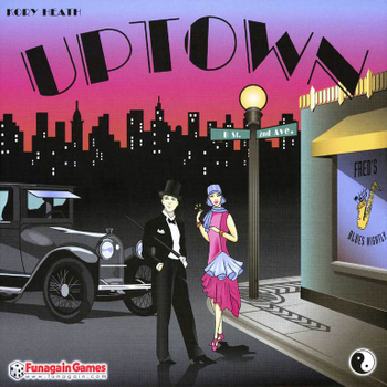 Uptown board game
