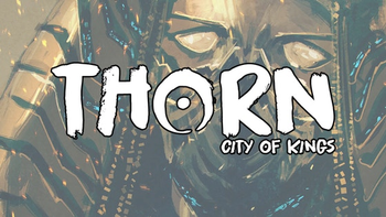 Thorn: City of Kings board game