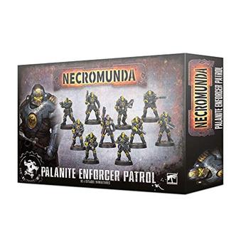Necromunda: Palanite Enforcer Patrol board game
