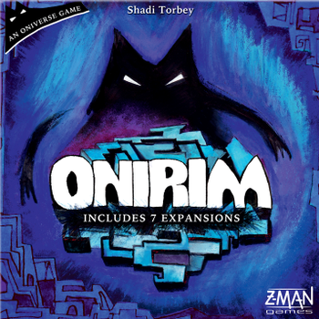 Onirim (Second Edition) board game