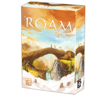 Roam board game