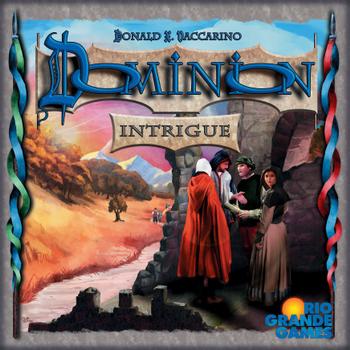 Dominion: Intrigue board game