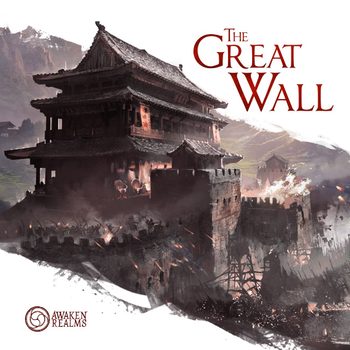 The Great Wall board game