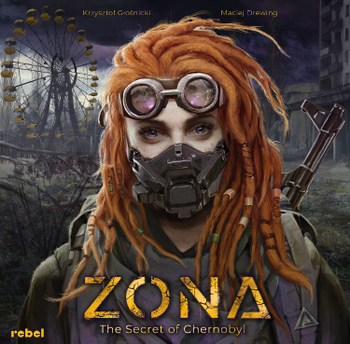 Zona: The Secret of Chernobyl board game