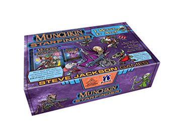 Munchkin Starfinder: I Want it All! board game