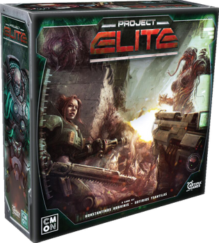Project: ELITE board game