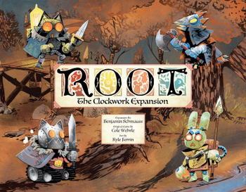Root: The Clockwork Expansion board game