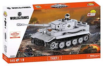 World of Tanks Tiger 1 board game