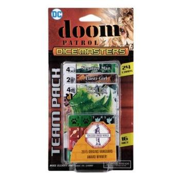 DC Comics Dice Masters: Doom Patrol Team Pack board game