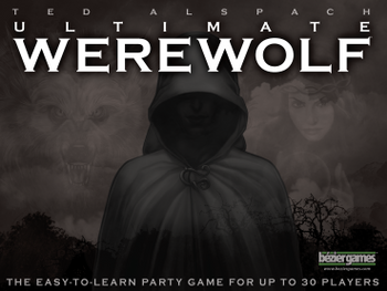 Ultimate Werewolf board game