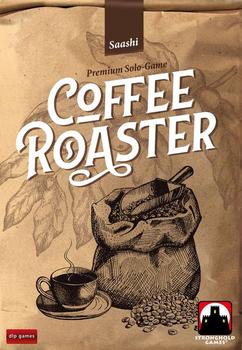 Coffee Roaster board game