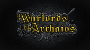 Warlords of Archaios board game
