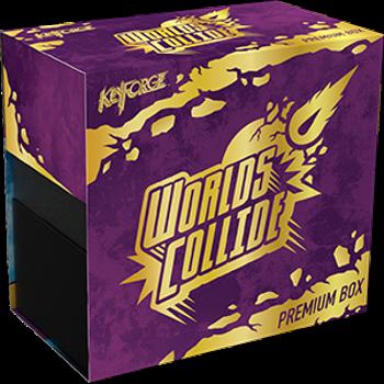 KeyForge: Worlds Collide - Premium Box board game
