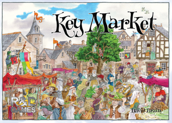 Key Market: Second edition board game