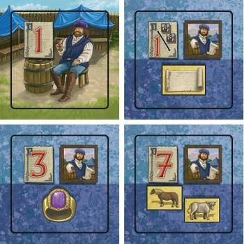 Village: Customer Expansion board game