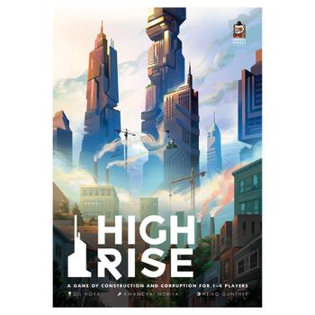 High Rise board game