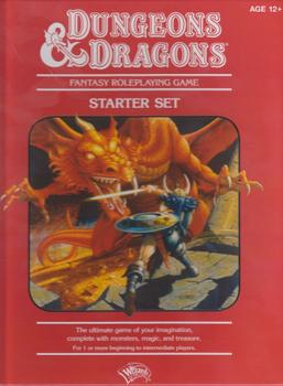 Dungeons & Dragons Starter Set board game