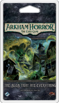 Arkham Horror: The Card Game - The Blob That Ate Everything board game