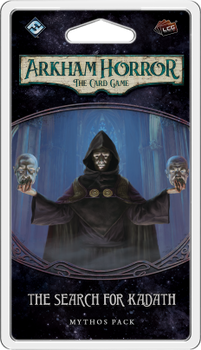 Arkham Horror: The Card Game - The Search for Kadath board game