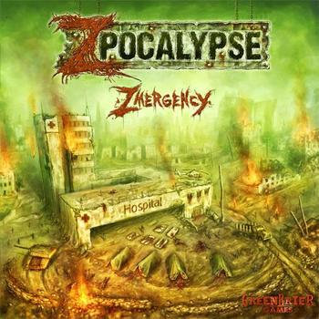 Zpocalypse: Zmergency board game