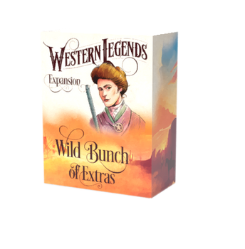 Western Legends: Wild Bunch of Extras board game