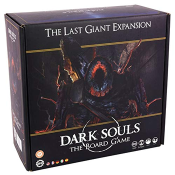 Dark Souls: Last Giant Expansion board game