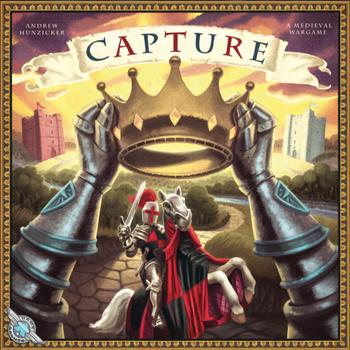 Capture: A Medieval Wargame board game