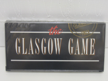 The Glasgow Game board game