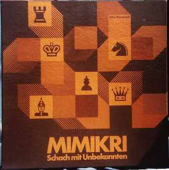 Mimikri board game