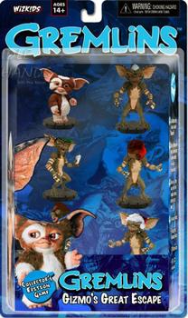 Gremlins: Gizmo's Great Escape board game