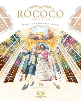 Rococo: Deluxe Edition board game