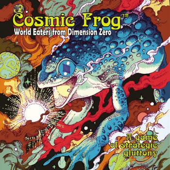 Cosmic Frog board game