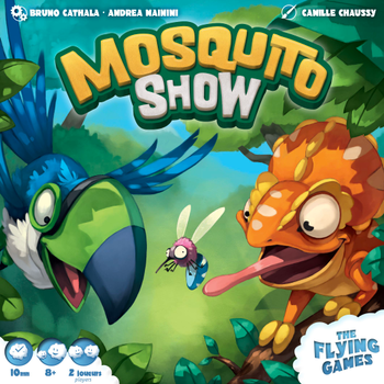 Mosquito Show board game