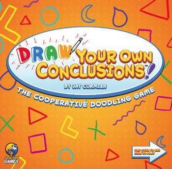 Draw Your Own Conclusions board game