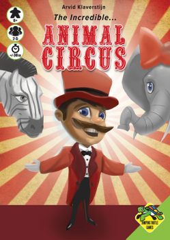 Animal Circus board game