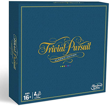 Gaming Trivial Pursuit Game: Classic Edition board game