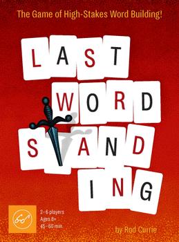 Last Word Standing board game