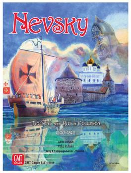 Nevsky board game