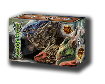 Dragons board game
